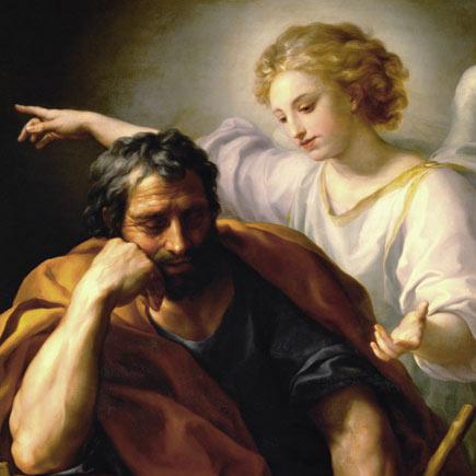 Heiliger Josef – Wesen & Wirken